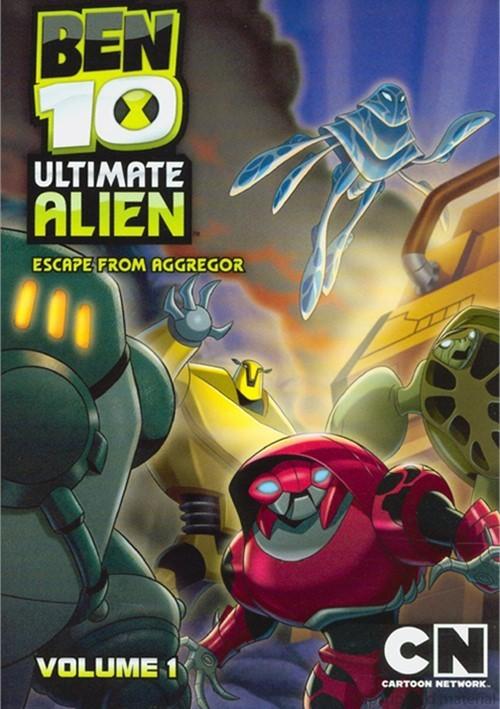 Ben 10: Ultimate Alien - Volume 1