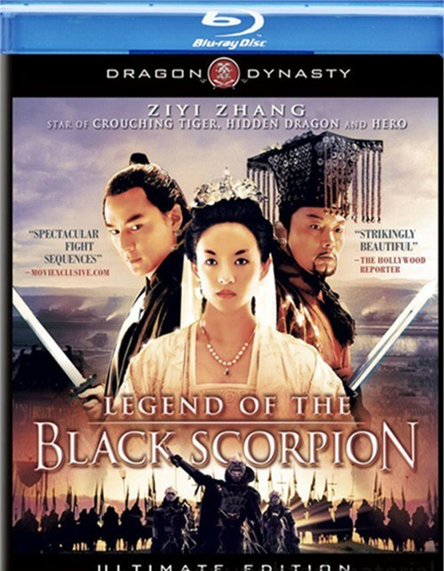 Legend Of The Black Scorpion: Ultimate Edition