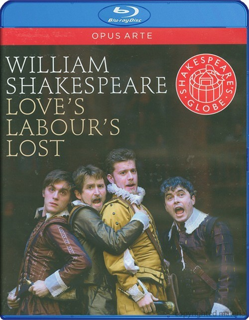Shakespeare: Love Labours Lost