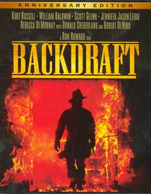 Backdraft: Anniversary Edition