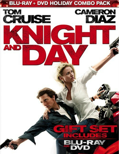 Knight And Day (Blu-ray + DVD Holiday Combo Pack)