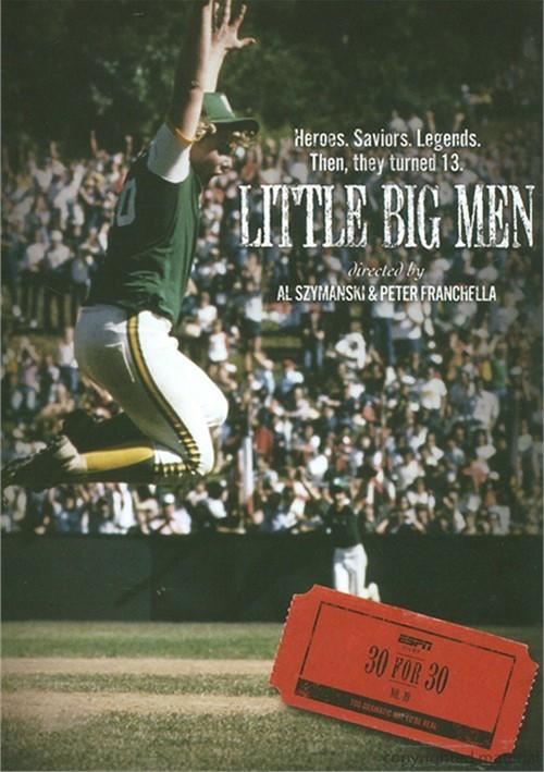 ESPN Films 30 For 30: Little Big Men