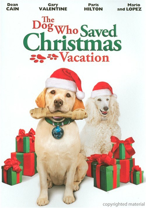 Dog Who Saved Christmas Vacation, The