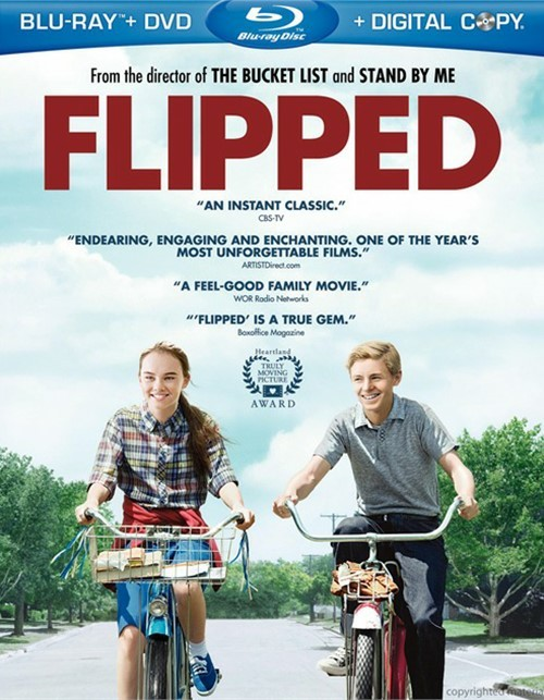 Flipped (Blu-ray + DVD + Digital Copy)