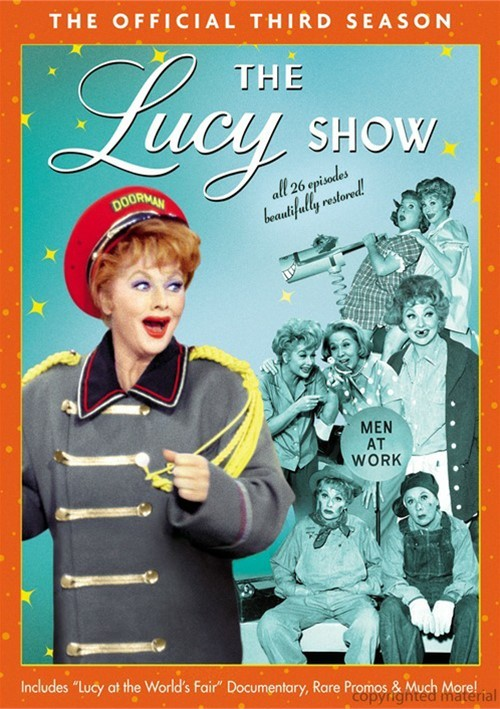 Lucy Show, The: The Official Third Season