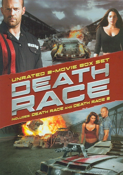 Death Race: Unrated / Death Race 2 (2 Pack)