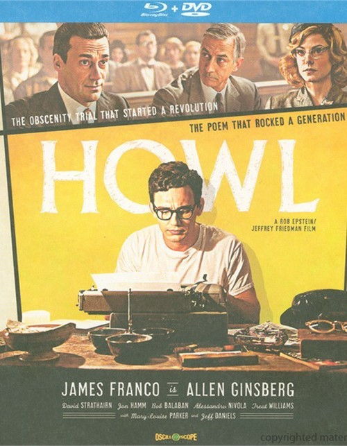 Howl (Blu-ray + DVD Combo)