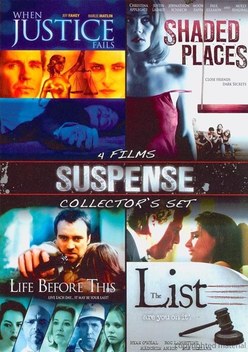 Suspense Four Pack