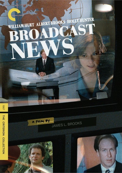 Broadcast News: The Criterion Collection