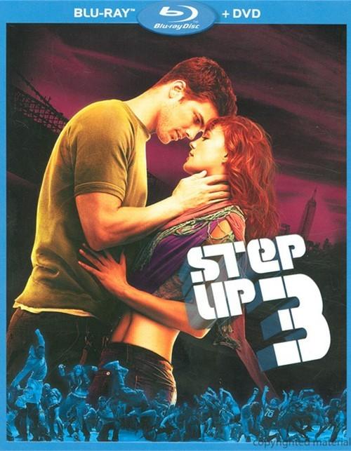 Step Up 3 (Blu-ray + DVD Combo)