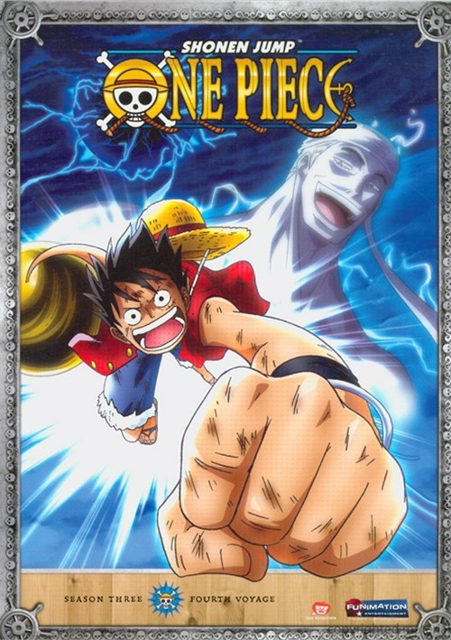 One Piece: Season Three - Fourth Voyage
