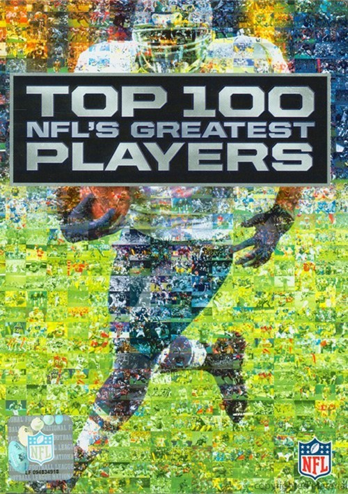 NFL Top 100: NFL Greatest Players