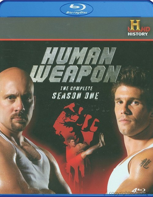 Human Weapon: The Complete Season One