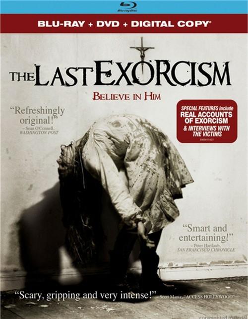 Last Exorcism, The (Blu-ray + DVD + Digital Copy)