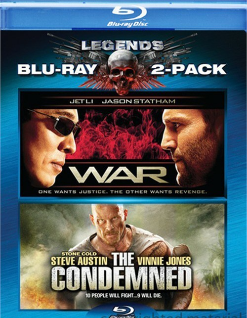 War / The Condemned (Double Feature)