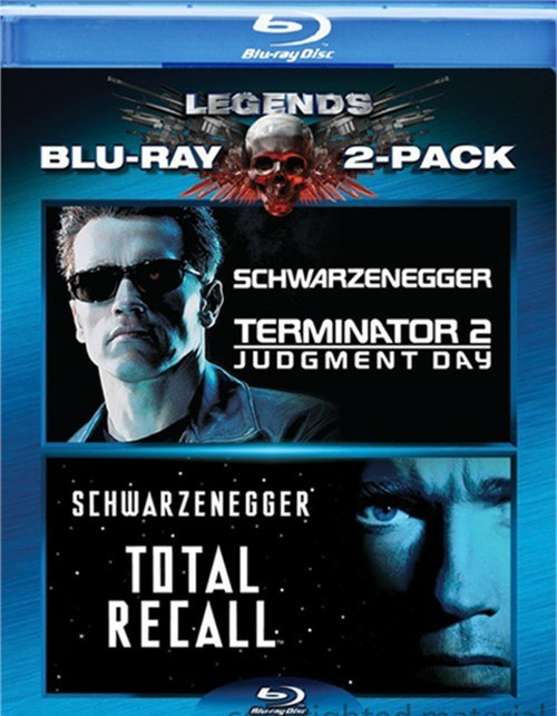 Terminator 2: Judgment Day / Total Recall (Double Feature)