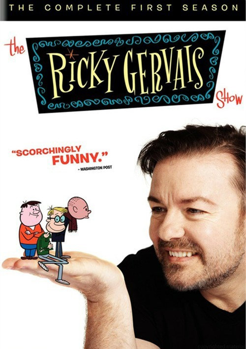 Ricky Gervais Show, The: The Complete First Season