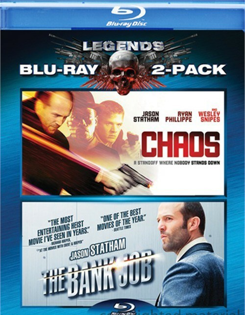Chaos / The Bank Job (Double Feature)