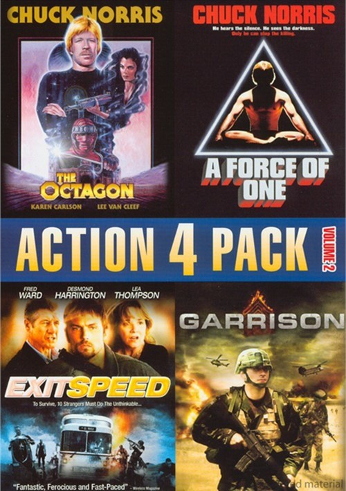 Action 4 Pack: Volume 2