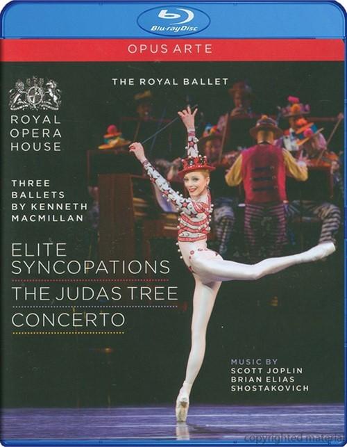 Three MacMillan Ballets