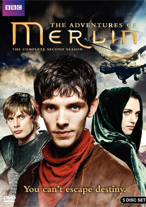 Merlin: The Complete Second Season
