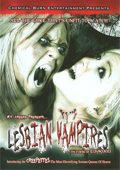 Lesbian Vampires: The Curse Of Ed Wood