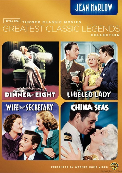 Greatest Classic Films: Jean Harlow