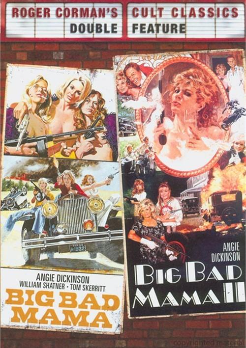 Big Bad Mama / Big Bad Mama II (Double Feature)