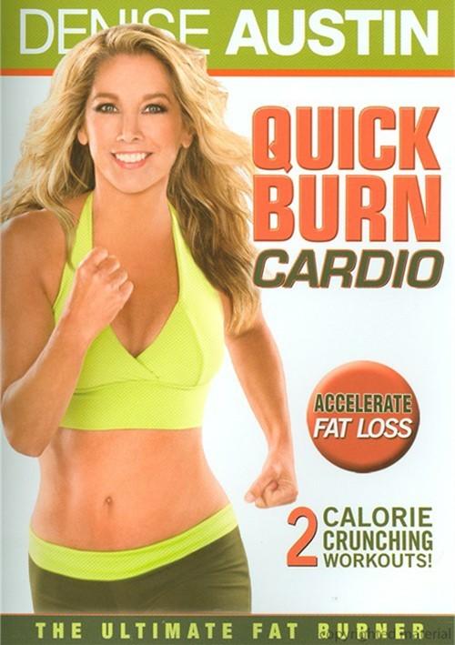 Denise Austin: Quick Burn Cardio