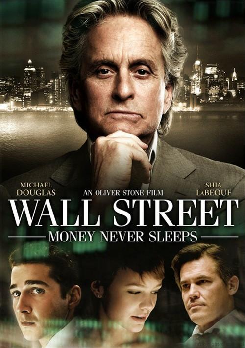 Wall Street: Money Never Sl--ps