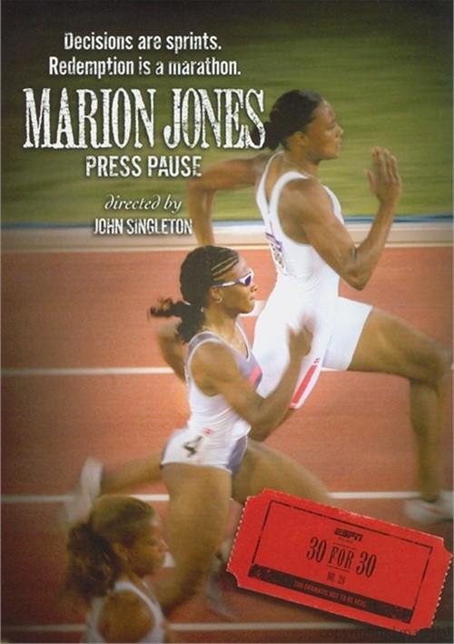 ESPN Films 30 For 30: Marion Jones - Press Pause