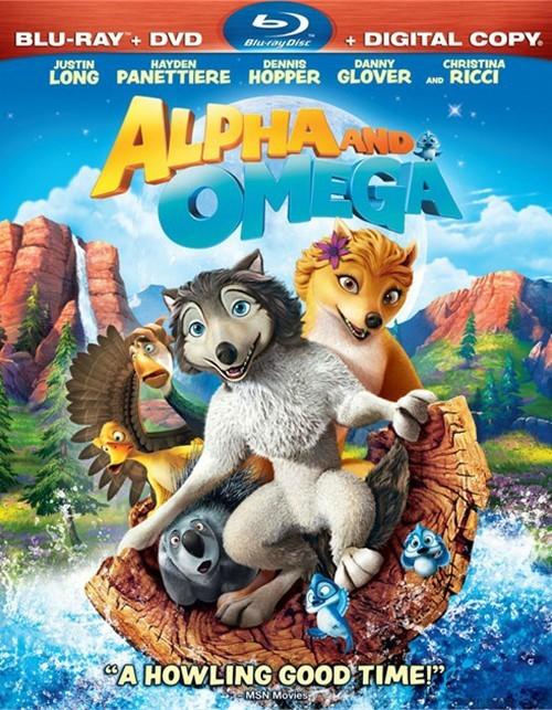 Alpha And Omega (Blu-ray + DVD + Digital Copy)