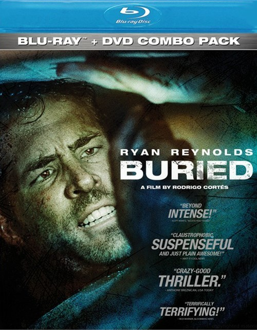 Buried (Blu-ray + DVD Combo)