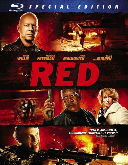 Red: Special Edition