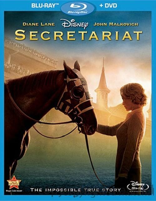 Secretariat (Blu-ray + DVD Combo)