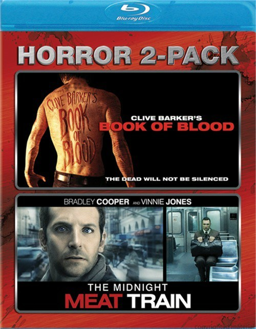 Clive Barkers Book Of Blood / The Midnight Meat Train (Double Feature)