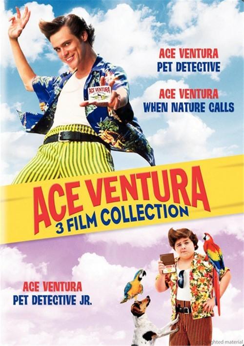 Ace Ventura 3 Film Collection