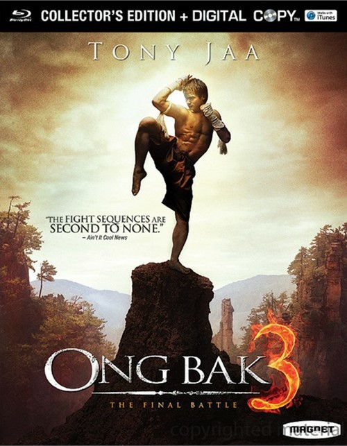 Ong Bak 3: The Final Battle - Collectors Edition