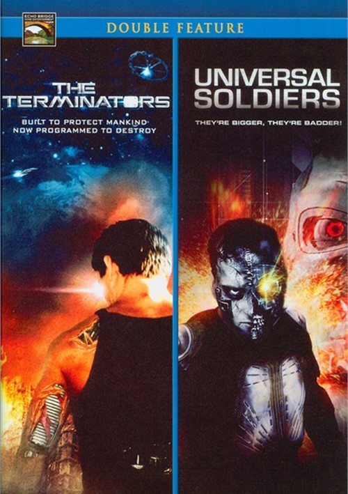 Terminators, The / Universal Soldiers (Double Feature)