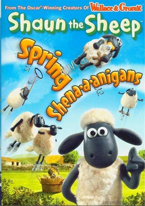 Shaun The Sheep: Spring Shena-a-anigans