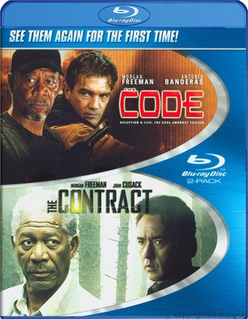Code, The / The Contract (Double Feature)