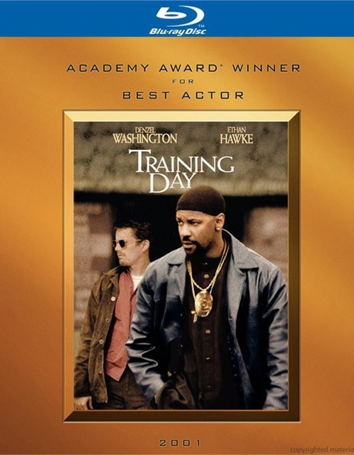 Training Day (Academy Awards O-Sleeve)