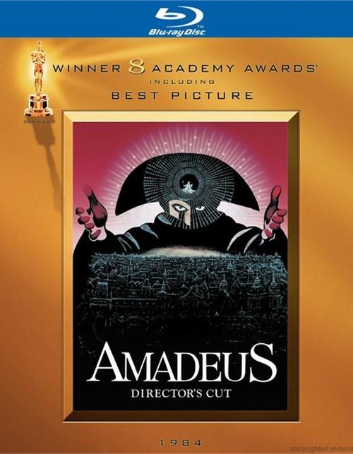 Amadeus: Directors Cut (Academy Awards O-Sleeve)