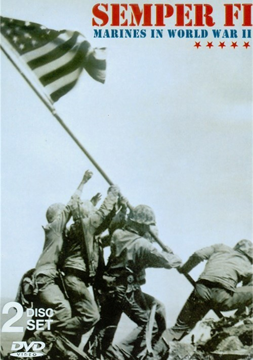 Semper Fi: Marines In World War II (Collectors Tin)