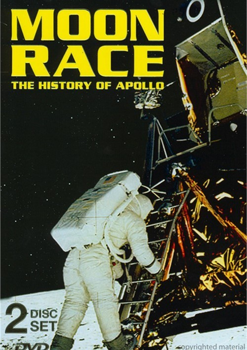 Moon Race: The History Of Apollo (Collectors Tin)