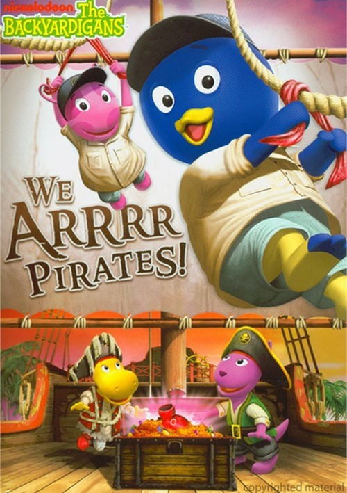 Backyardigans, The: We Arrrr Pirates