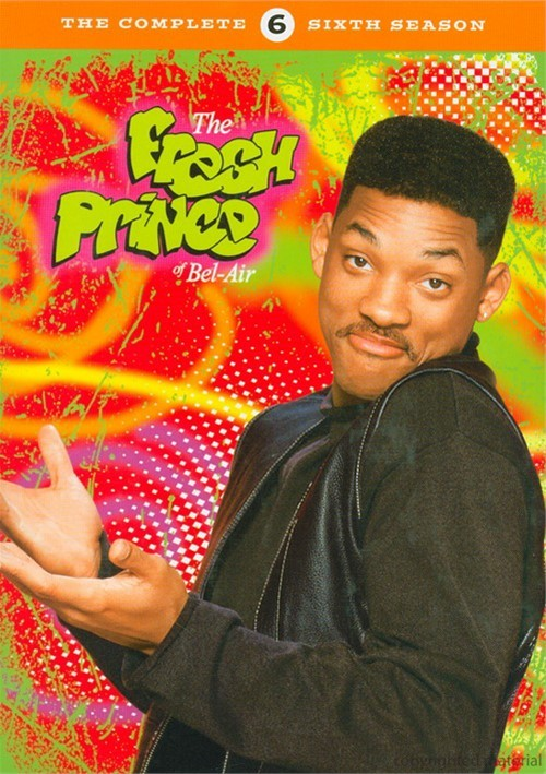 Fresh Prince Of Bel-Air, The: The Complete Sixth Season