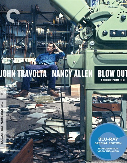 Blow Out: The Criterion Collection