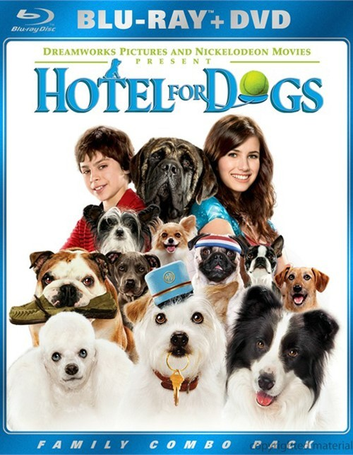 Hotel For Dogs (Blu-ray + DVD Combo)