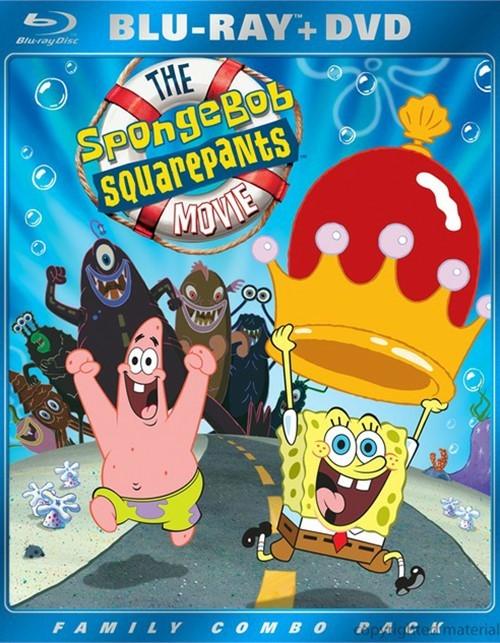 SpongeBob SquarePants Movie, The (Blu-ray + DVD Combo)